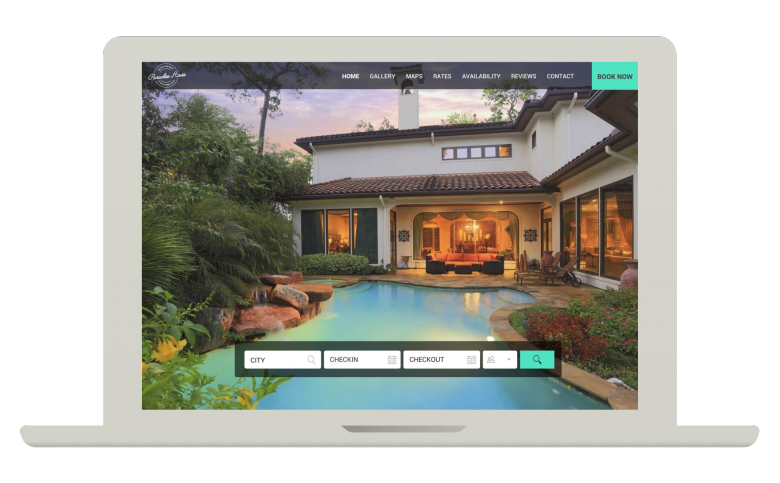 Vacation Rental Software & Website Templates by Lodgify